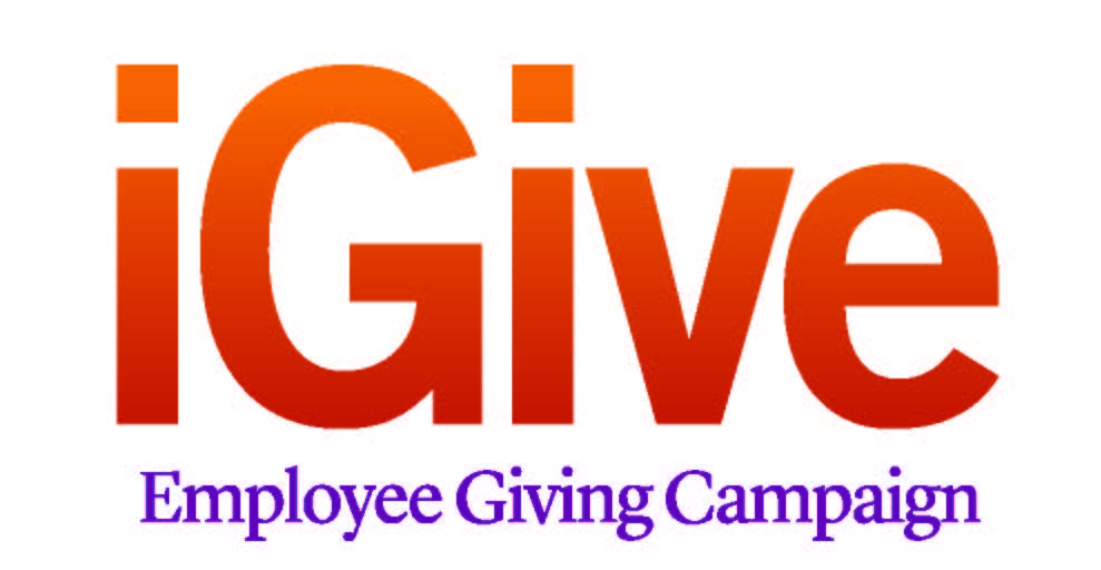iGive Employee Giving Campaign Logo